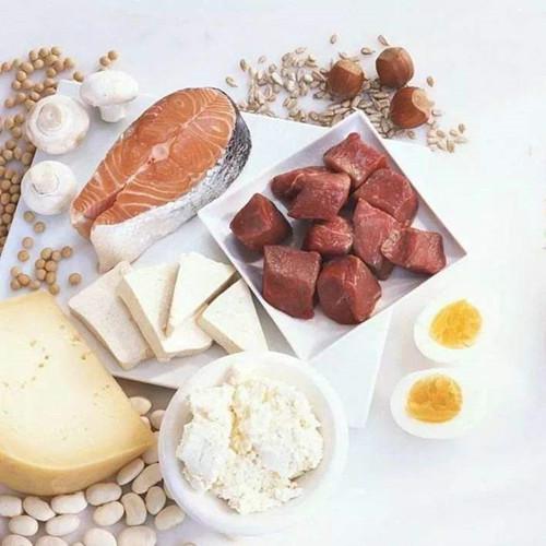 健普森:缺乏蛋白质的8种症状表现