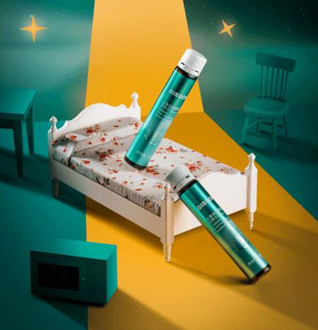 新品上市|健普森睡颜舒植物饮品插图
